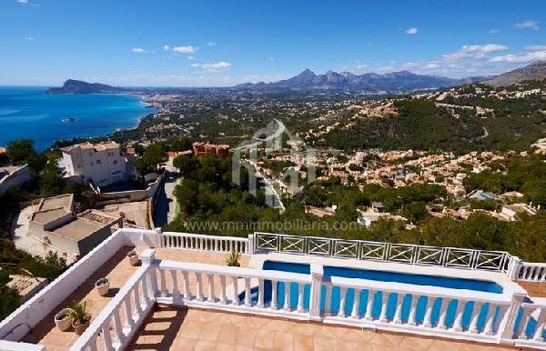 Villa - De location - ALTEA - Altea