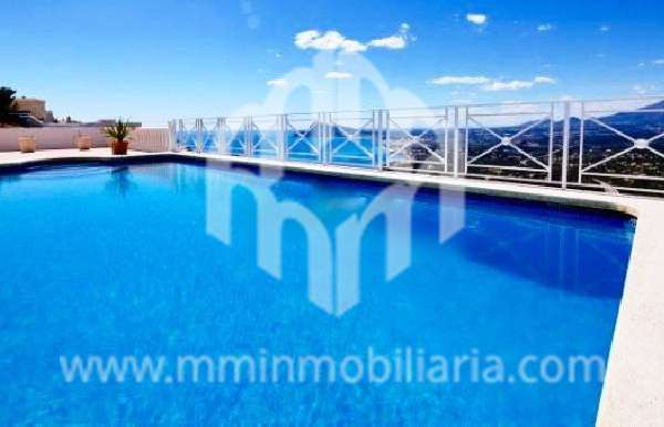 Villa - Rental - COSTA BLANCA NORTE - ALTEA - Altea
