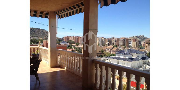 Vente - Villa - A-ALICANTE CAPITAL - Vistahermosa