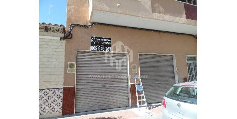 Sale - Garage - A-GUARDAMAR DEL SEGURA - Pueblo