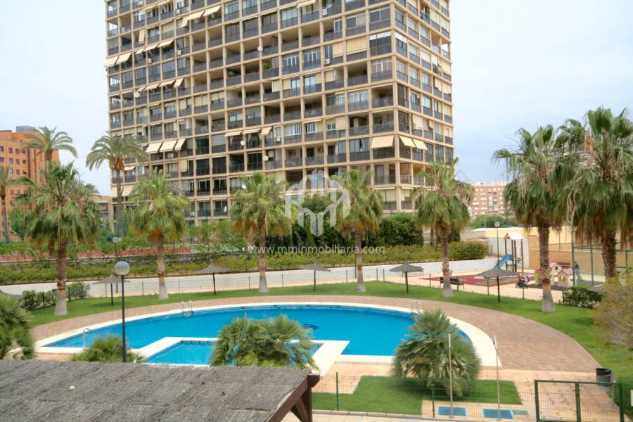 Sale - Apartment - A-ALICANTE CAPITAL - SAN JUAN PLAYA-CABO HUERTAS