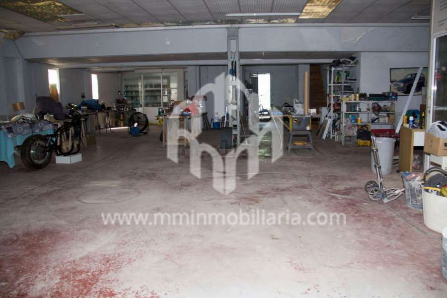 Sale - Industrial Unit - A-ALICANTE CAPITAL - ciudad de Asis