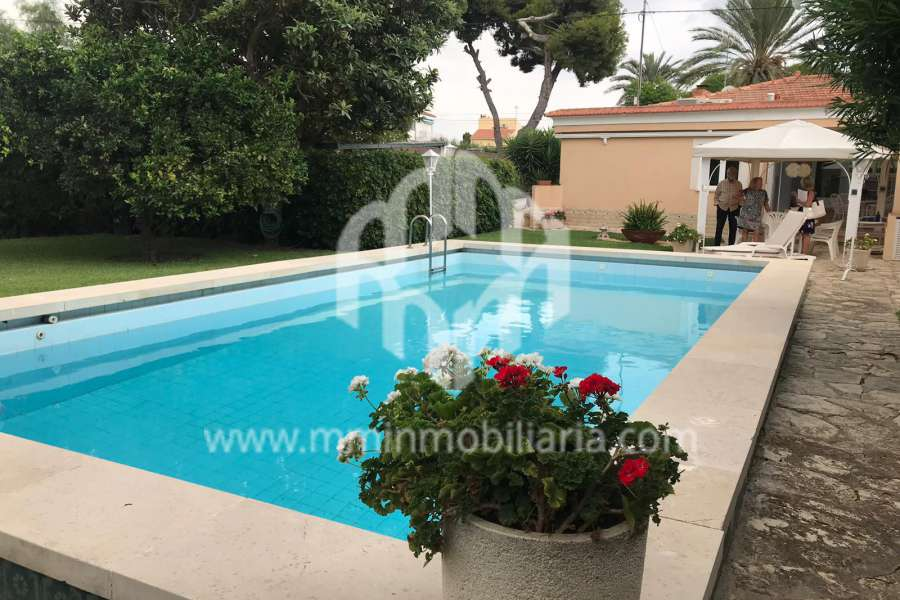 Sale - Villa - COSTA BLANCA NORTE - ALICANTE CAPITAL - SAN JUAN PLAYA-GOLF ALICANTE